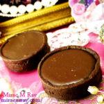 濃厚とろける 生チョコ×チョコレートタルト