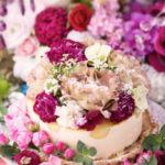 薔薇と林檎のタルトシブースト