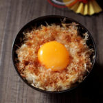 おかか卵かけご飯 【レシピ】