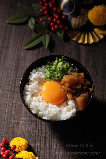 ねぶた漬け卵かけご飯-2