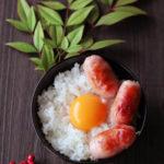 フランクフルトソーセージ卵かけご飯【レシピ】