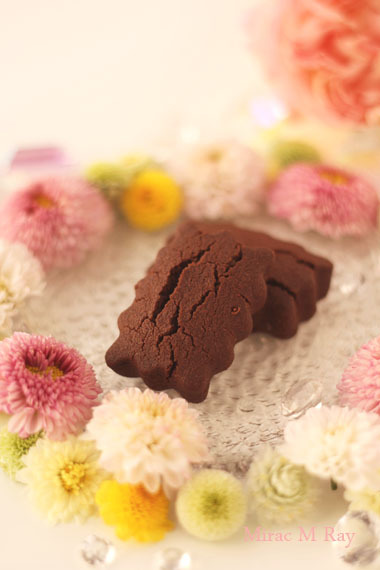 チョコレートちんすこう レシピ
