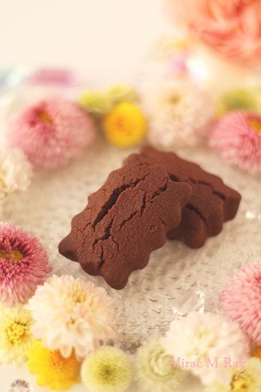 チョコレートちんすこう