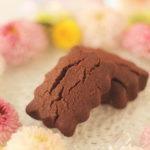 チョコレートちんすこう【レシピ】