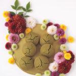 【レシピ】菊日和抹茶ちんすこう