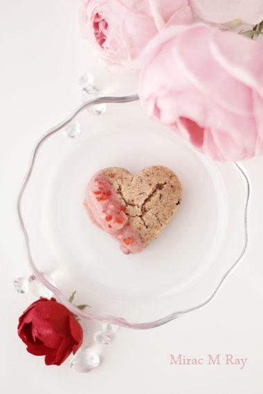贅沢苺・ストロベリーラッシュちんすこう レシピ