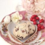 ストロベリーチョコチップ×クランベリー ストロベリーマイン(苺鉱山)ちんすこう【レシピ】