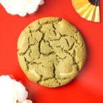 【レシピ】ねっちり強め しっとりやわらかアメリカンクッキー・抹茶ホワイトチョコレート