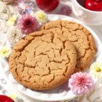 【レシピ】しっとりソフト&ねっちりアップルティークッキー