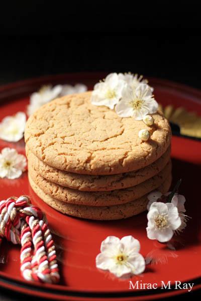 【レシピ】しっとりソフト黒糖アメリカンクッキー(冷やしてねっちり強め)