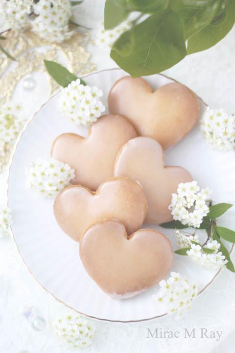 【レシピ】爽やかにきゅんと甘酸っぱいハート形サブレシトロン・レモンクッキー