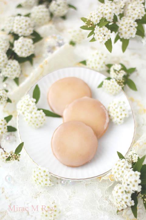 【レシピ】爽やかに甘酸っぱい惠みの香りサブレシトロン(レモンクッキー)(丸形)