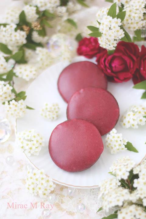 【レシピ】ココアサブレと甘酸っぱいラズベリーの調和。サブレショコラフランボワーズ