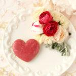 【レシピ】サブレアールグレイフランボワーズ ハート形紅茶サブレクッキー