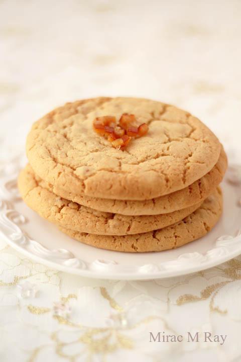 【レシピ】しっとりソフトアメリカンクッキー・オレンジ(冷やしてねっちり強め)