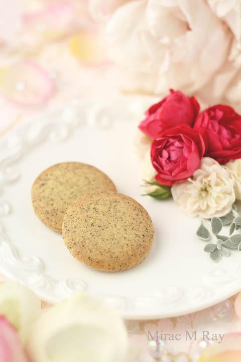甘さ控えめさっくりほろり。アールグレイ紅茶サブレクッキー