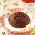 【レシピ】チョコレート甘食 シンプルにココアの味。はちみつ&メレンゲ入りver.
