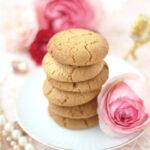 【レシピ】アメリカンクッキー濃いミルク エアリーにさくさくほろりver.