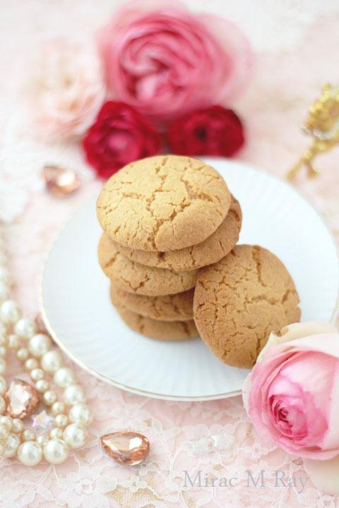 【レシピ】アメリカンクッキー濃いミルク エアリーにさくさくほろりver