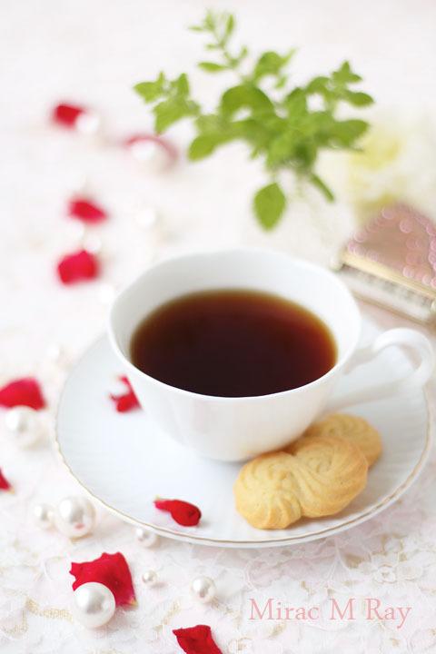 コーヒーとサブレ・ヴィエノワ